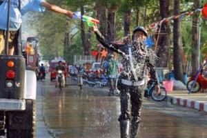 Новый год в Таиланде.