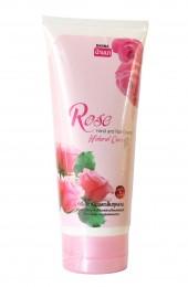 Крем для рук и ногтей с экстрактом Розы. Banna Rose Hand and Nail Cream.