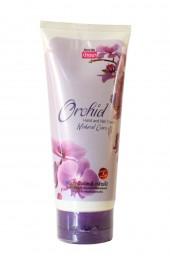 Крем для рук и ногтей с экстрактом Орхидеи. Banna Orchid Hand and Nail Cream.
