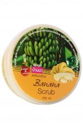 Банановый скраб для тела. Banna Banana scrub.