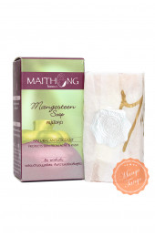 Натуральное мыло с мангостином. Mangosteen Soap.