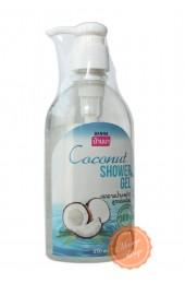 Гель для душа с экстрактом кокоса. Banna Coconut Shower Gel.