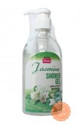 Гель для душа с ароматом жасмина. Banna Jasmine Shower Gel.