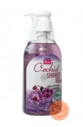 Гель для душа с ароматом орхидеи. Banna Orchid Shower Gel.