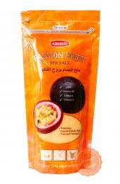 Спа соль для отшелушивания кожи с экстрактом маракуи. Argussy Passion Fruit Spa Salt