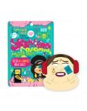 Тканевая маска 4D для жирной и проблемной кожи Cathy Doll.