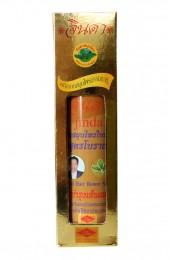 Золотая сыворотка на травах Jinda от выпадения волос.
