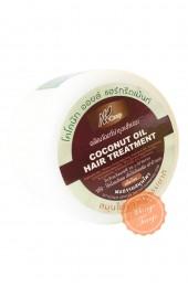 Маска для повреждённых волос с кокосовым маслом 300 мл