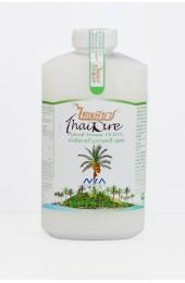 Кокосовое масло первого холодного отжима НИА 500 мл. NIA Natural Coconut Oil 100%.