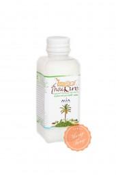 Кокосовое масло первого холодного отжима НИА 60 мл. NIA Natural Coconut Oil 100%.