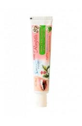 Травяная отбеливающая зубная паста с гвоздикой в тюбике. Isme Rasyan Herbal Clove.