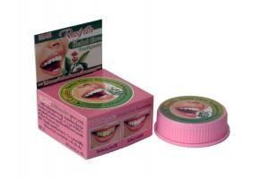 Тайские зубные пасты – правильный уход за зубами.